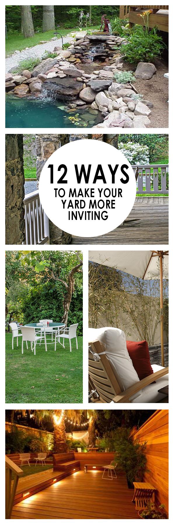 Yard and garden, yard updates, DIY yard updates, popular pin, yard ideas, landscaping ideas, yard decor.