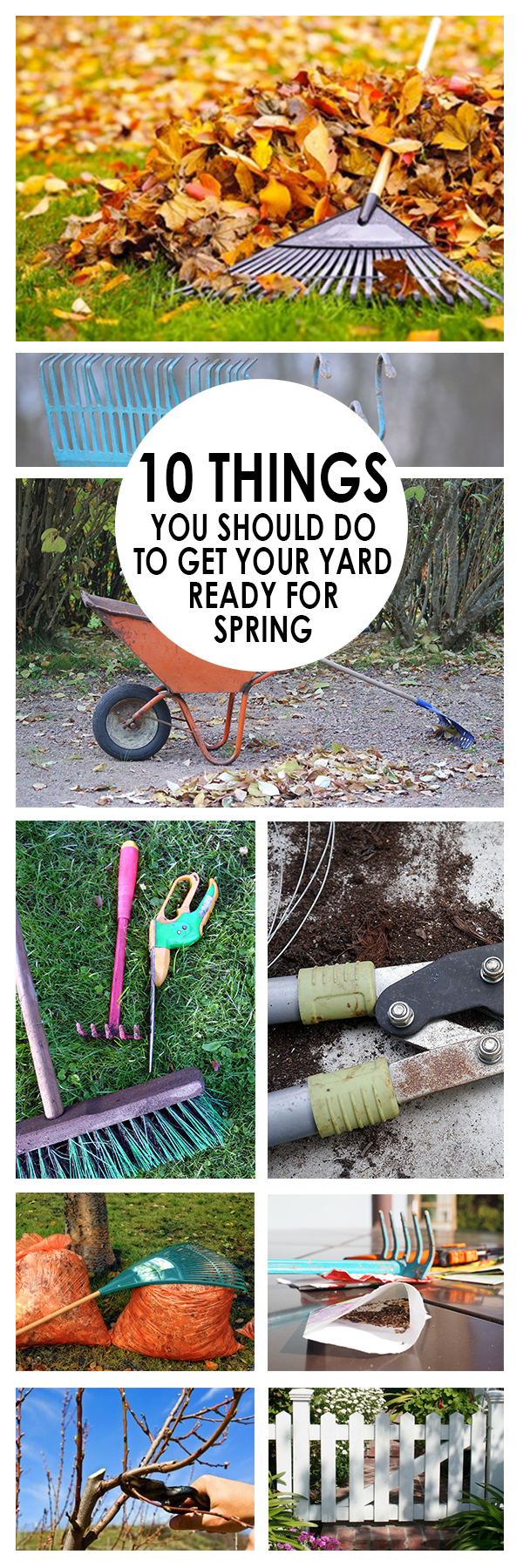 10 Things You Should Do to get Your Yard Ready For Spring (1)