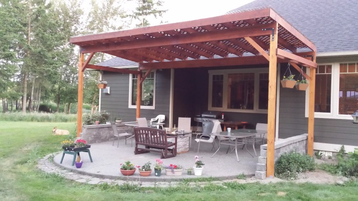 10 Different Ways to Get More Backyard Shade