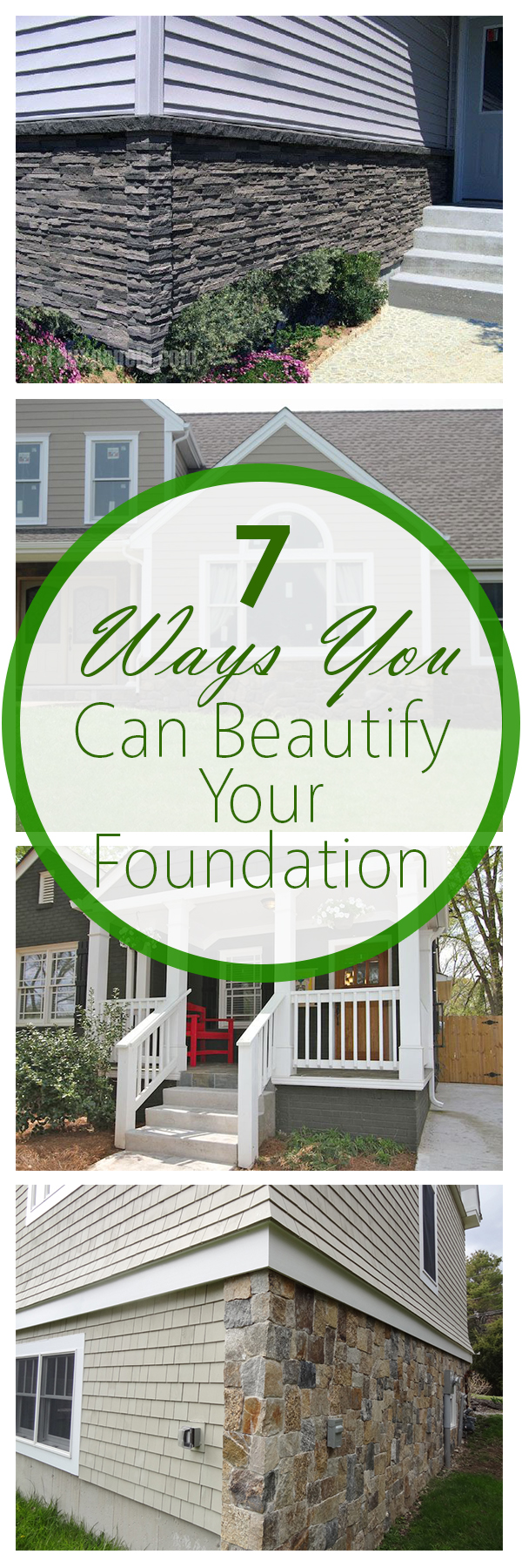 7 Ways You Can Beautify Your Foundation