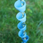 Rain Chain Ideas, DIY Rain Chain Idea, Garden Ideas, Gardening, Outdoor DIY, Gardening Ideas