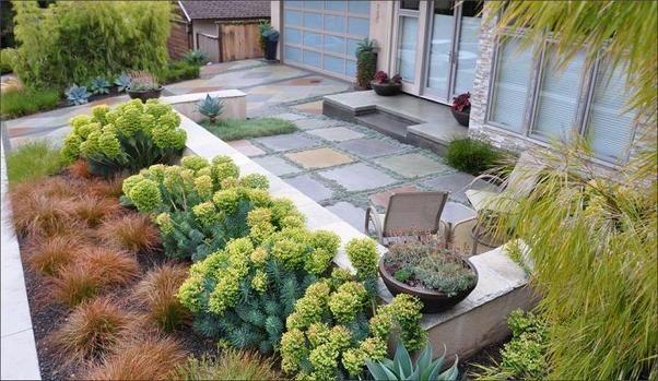10 beautiful yard ideas without grass page 6 of 11 - Backyard ideas without grass ...
