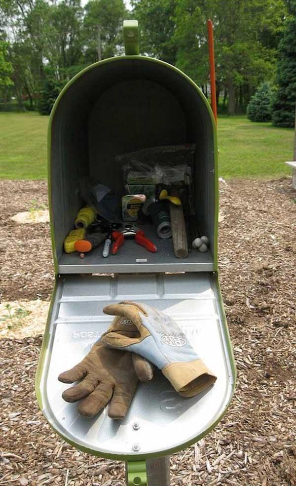 12 Creative Ways to Create Storage in Your Yard