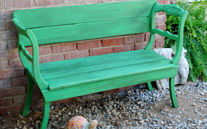 15 Magazine-Worthy DIY Benches for Your Backyard