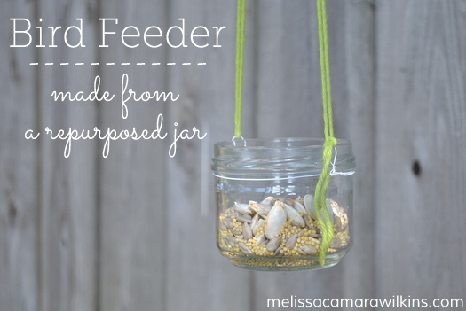 Homemade Bird Feeder Projects that are Perfect for Your Yard
