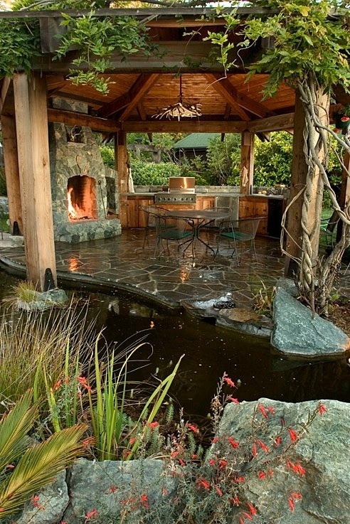 30 Serene Outdoor Living Spaces - Style Estate -