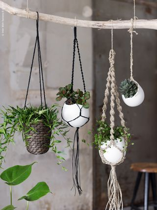 20 of the Most Amazing Hanging Planter Ideas