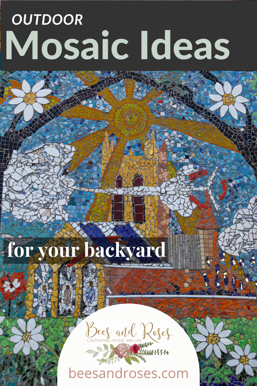 Outdoor Mosaic Ideas Table Art Diy Landscaping Beesandroses Com
