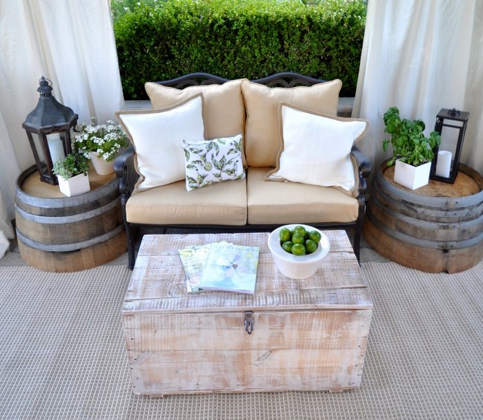 Wine barrel projects, DIY projects, popular pin, repurpose projects, things to do with wine barrels, creative DIYs, outdoor DIY projects.