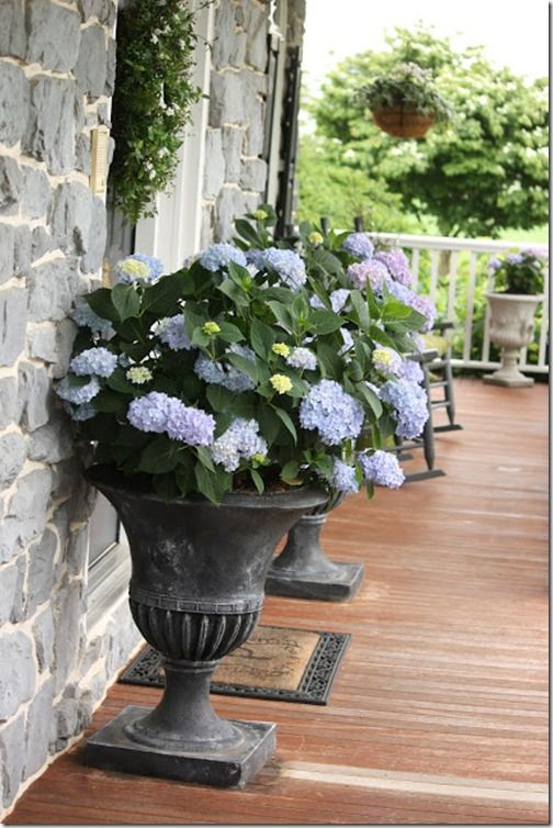30 Fall Porch Decorating Ideas Top 10 Pro Decorating Tips: 27 Flowerpots That Will Brighten Up Your Front Porch