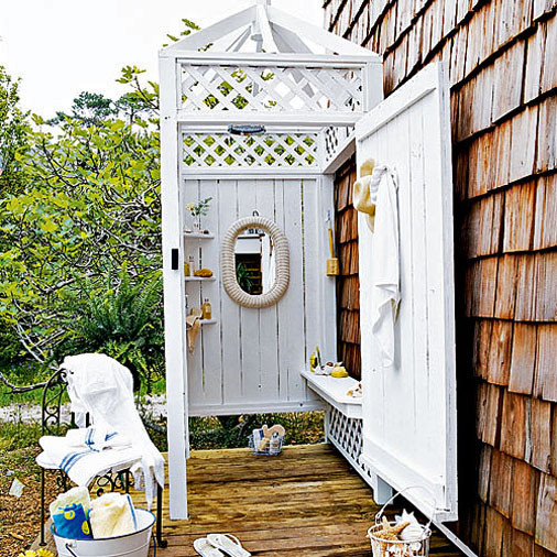30 Amazing Outdoor Showers Page 27 Of 27 Bees And Roses