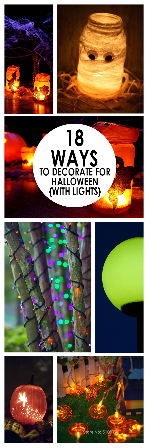 DIY Halloween Decor, Halloween Decor, HAlloween Decorations, Halloween Decorations DIY, Halloween Decor DIY, Halloween Decor Projects