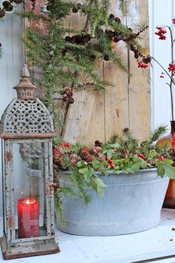 Holiday Porch Decor, DIY Holiday Porch Decor, Holiday Porch, Christmas Porch, Porch Decor, DIY Porch Decor
