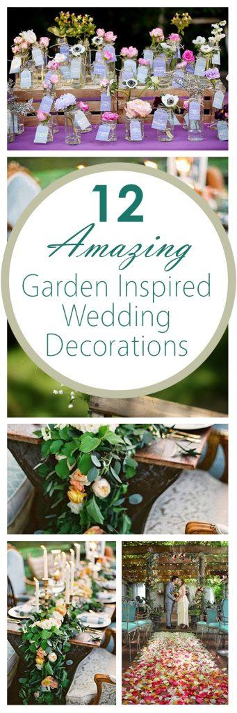Garden wedding, wedding decor, DIY wedding decorations, gardening, gardening 101, garden inspired wedding, gardening hacks, popular pin, garden decor.