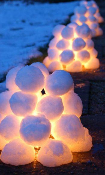 snowball-lanterns
