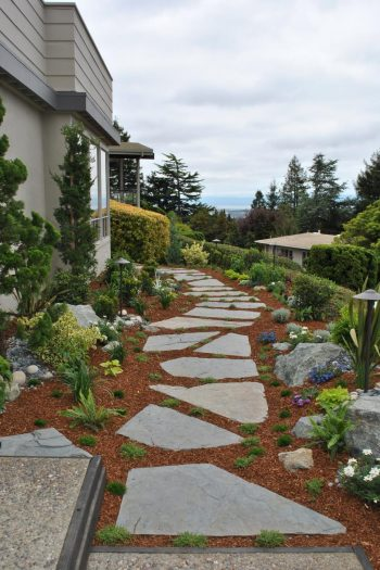 10 landscape ideas for your yard without grass page 9 - Backyard ideas without grass ...