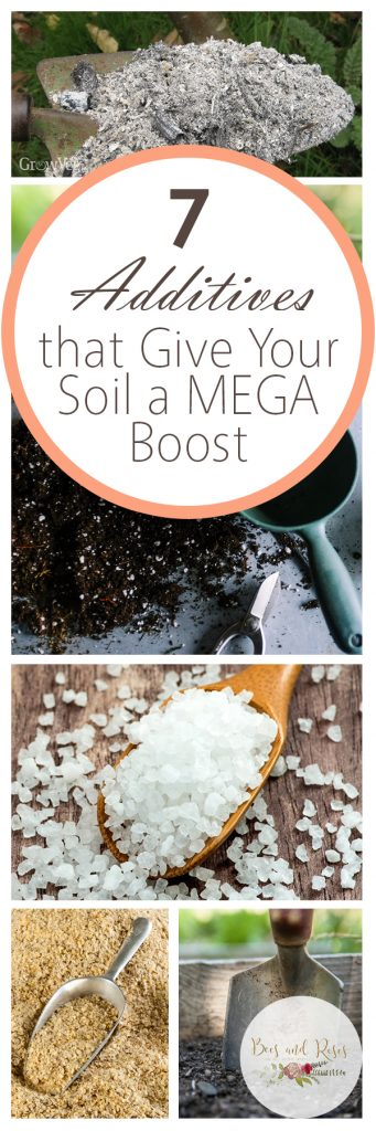 7 Additives that Give Your Soil a MEGA Boost  Soil Additives, Soil Additives for Raised Garden Beds, Soil Boosts, How to Give Your Soil a Boost, Gardening, Gardening Tips and Tricks, How to Improve Garden Soil, Soil Tips and Tricks, Popular Pin