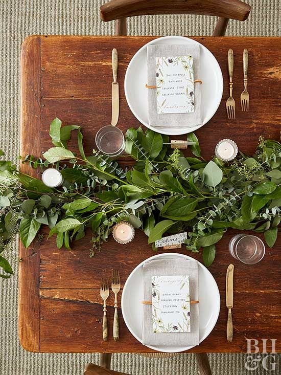 DIY Garland, DIY Holiday Garland, Holiday Garland DIY, Holiday Garland Ideas, Holiday DIY, Garden, Garden Ideas, Holiday Garden Ideas, How To Make A DIY Garland With Real Greenery