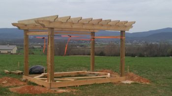 How to Build A DIY Pergola, Outdoor DIY, pergola ideas, pergolas patio ideas, pergolas attached to house, DIY projects