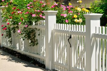 Garden Fence | Garden Fence Ideas | DIY Garden Fence Ideas | How to Build a Garden Fence | Tips and Tricks for Garden Fences