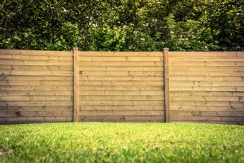 Horizontal Fence Ideas   Horizontal Fence   DIY Horizontal Fence   Horizontal Fence Tips and Tricks   Fence Ideas   Horizontal Fences