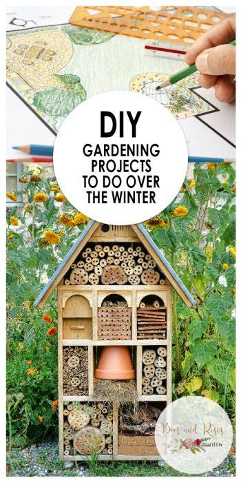 DIY Winter Gardening Projects | Winter Gardening Projects | Winter Gardening | Winter Garden | Winter Garden Projects | DIY Winter Gardening Project Ideas