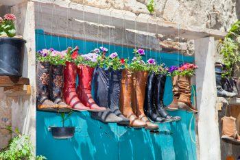 Salvaged Goods | Salvaged Goods for Your Garden | Salvaged Garden Decor | Garden Decor | Garden Design | Upcycled Garden Decorations
