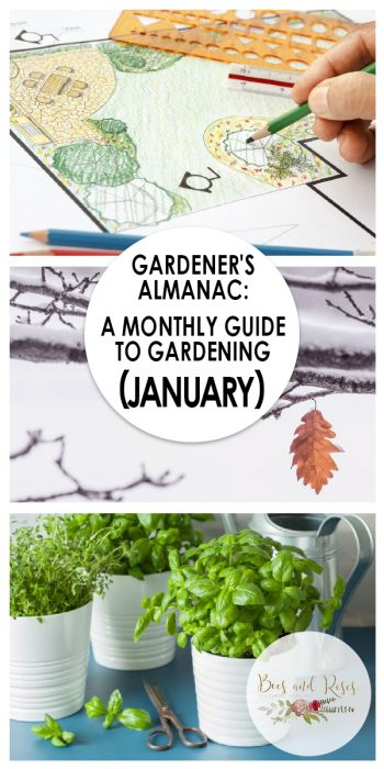 Almanac | Gardener's Almanac | Monthly Almanac | Tips and Tricks for Gardening in Winter | Winter Gardening Hacks | Gardening in January | Tips and Tricks for Gardening in January