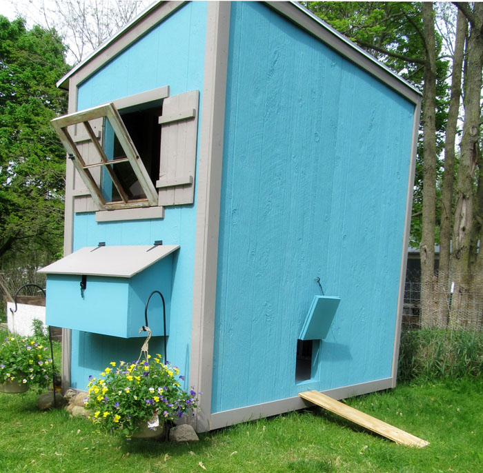 chicken coop | chicken coop designs | stylish chicken coop | stylish chicken coop designs | chickens | coops