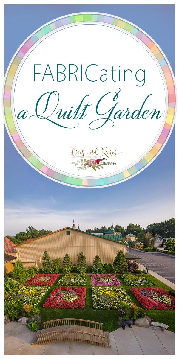 quilt garden | quilt garden tutorial | garden tips | tips and tricks for gardening | garden | gardening | garden ideas | quilt garden ideas