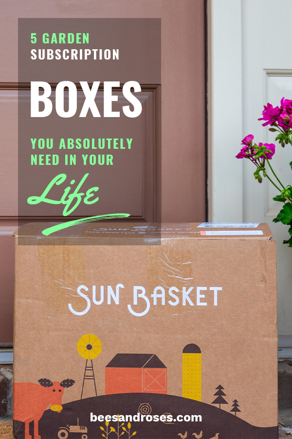 5 garden subscription boxes you absolutely need in your life