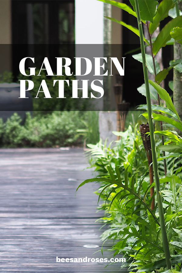 Garden paths seem to take me away to some magical place. I often daydream or pretend to be some character in a book. They just have the impact on me. How about you? Take a look at some of these amazing garden path ideas. Perhaps one will inspire you to create your own garden path. Let me know which one you like best. Enjoy! #gardenpath #gardening #landscapeideas