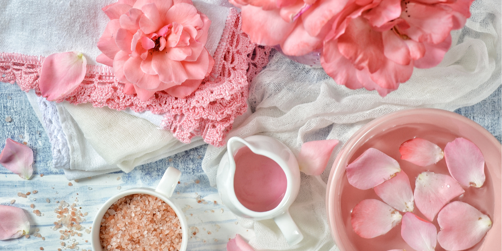 If you have peonies that are growing in your garden, you need to make DIY bath salts with them. Trust me, you will love the way they make you feel.