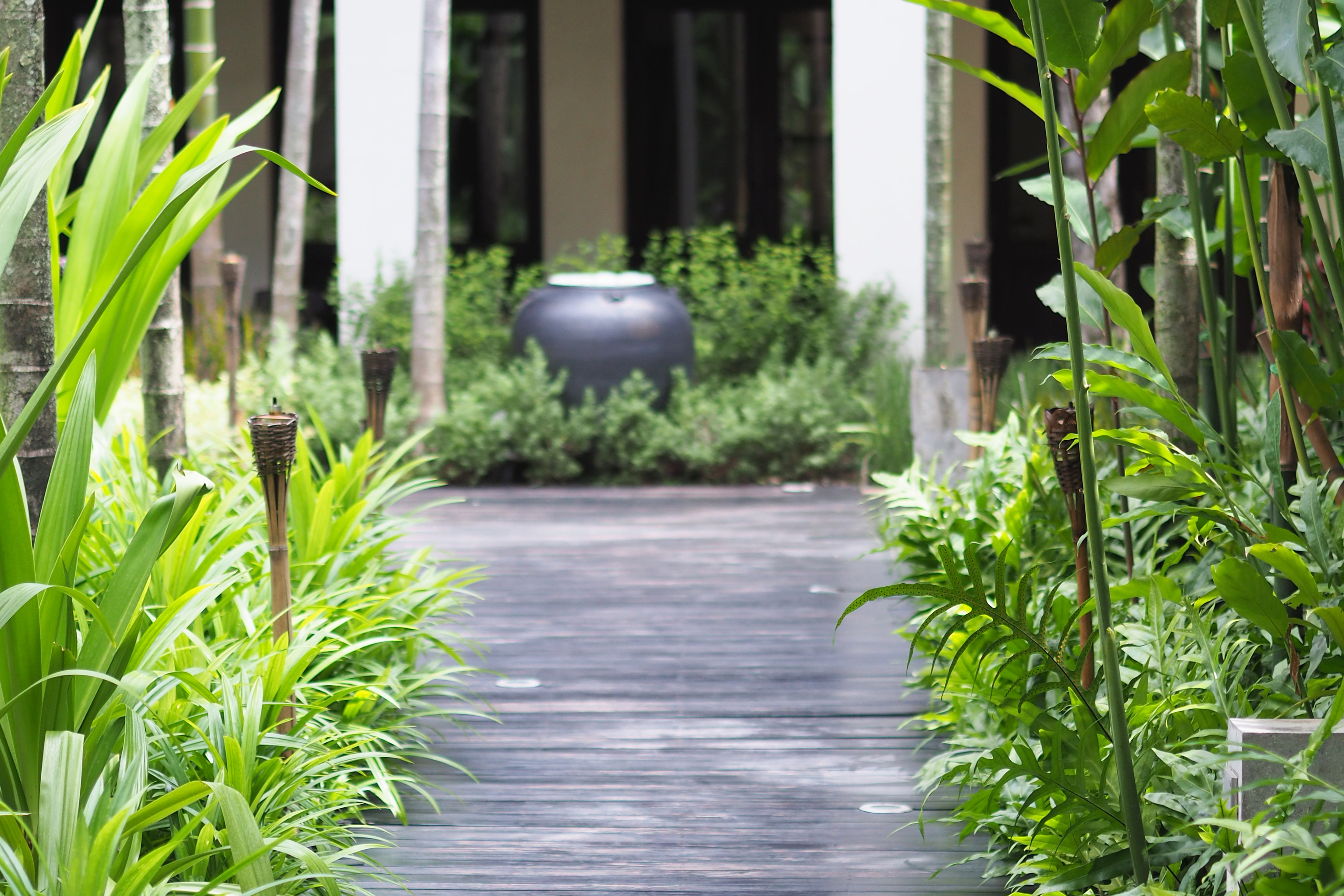 Having a nice garden path can really make or break your garden. These garden paths can really help update your garden and having it looking new in no time.