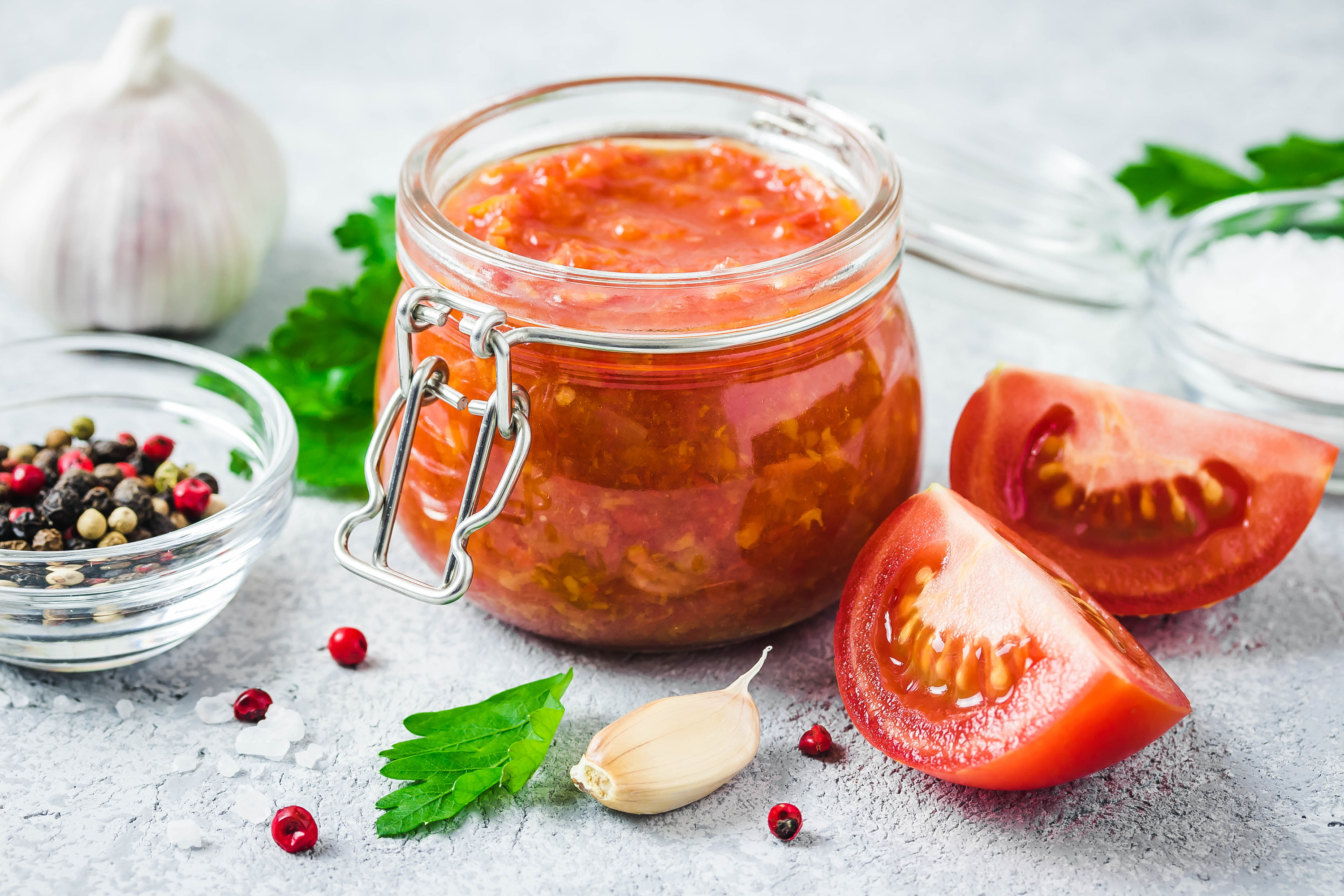 Salsa is one of my favorite things to make with home canned tomatoes. There are a lot things you can make with it. Learn more.