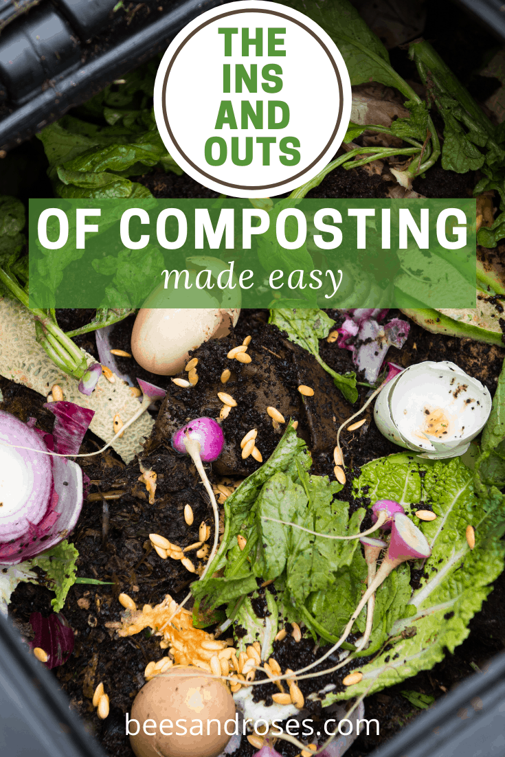 Perfect your green thumb with help from beesandroses.com! Find tips for improving your gardening abilities, no matter the level you're at now! If you're new to the world of composting, find out all you need to know before you get started!