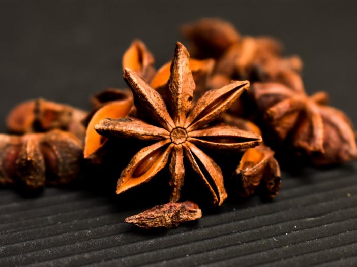 Star-anise fruit